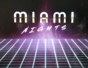 STAN G – MIAMI NIGHTS